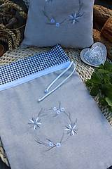 Úžitkový textil - Vrecúška - 12035444_