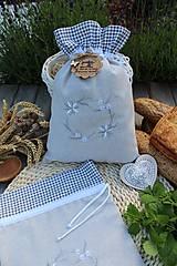 Úžitkový textil - Vrecúška - 12035446_