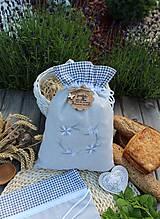 Úžitkový textil - Vrecúška - 12035447_