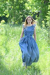 Šaty - maxi šaty Klára - 12035105_