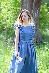 Šaty - maxi šaty Klára - 12035120_