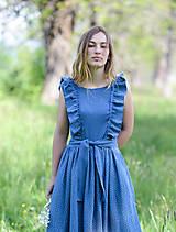 Šaty - maxi šaty Klára - 12035121_