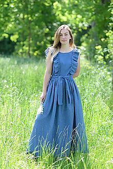 Šaty - maxi šaty Klára - 12035127_