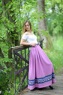 Sukne - sukňa Magnólia - 12035303_