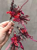 """Ozdoby do vlasov - Kvetinová vlásenka """"dotkni sa dúhy"""" - 12036171_"""