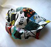 Rúška - Ochranné rúško na tvár - dvojvrstvové - skladom - 12033885_