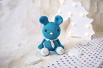 Hračky - Snowball the bunny - 12038800_