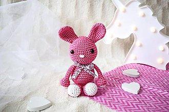 Hračky - Allie the bunny - 12038847_