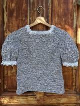 Iné oblečenie - Blúzka - 12039403_