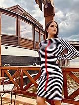 Šaty - FNDLK úpletové šaty 466 RVdL - 12037705_