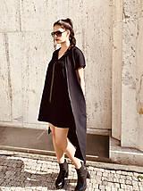 Šaty - FNDLK úpletové šaty 467 BV - 12037738_