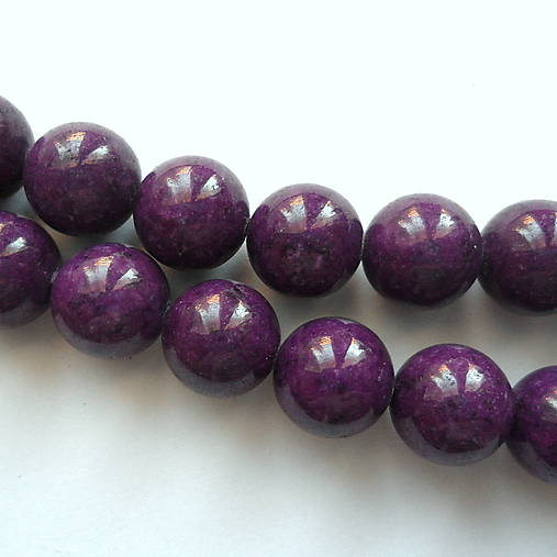 Horský jadeit-1ks (12mm-fialový)