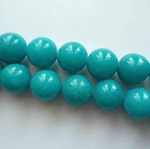 Horský jadeit-1ks (12mm-modrý)