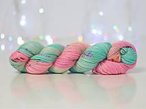 Galantéria - JUST BREATHE - ručne farbená vlna  - 12038153_