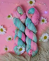 Galantéria - JUST BREATHE - ručne farbená vlna  - 12038155_