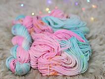 Galantéria - JUST BREATHE - ručne farbená vlna  - 12038156_