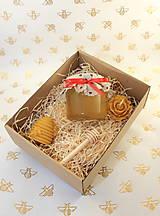 Potraviny - Darčeková krabička od včelára - 12040235_