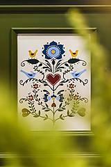 Nábytok - Komoda S ornamentami - 12040347_