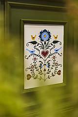 Nábytok - Komoda S ornamentami - 12040348_