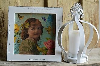 Obrázky - Obrázok s dievčatkom - 12042712_