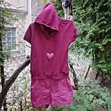Šaty - Mini šaty pískacie - 12044797_