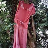 Šaty - Šaty  Vietor púšte - 12044954_