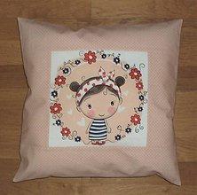 Textil - Obliečka na detský vankúšik - 12043922_