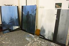 Obrazy - BLUE WINDOW - 12041929_