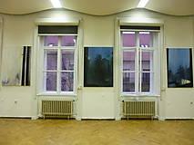 Obrazy - BLUE WINDOW - 12041933_