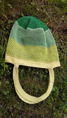 Nákupné tašky - Sieťovka PÚPAVKA na želanie - 12043372_