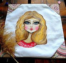 Úžitkový textil - Návliečka na vankúšik  - 12042717_