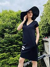 Šaty - FNDLK úpletové šaty 469 RsV - 12046695_