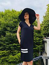 Šaty - FNDLK úpletové šaty 469 RsV - 12046696_