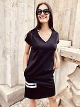 Šaty - FNDLK úpletové šaty 469 RsV - 12046697_