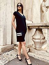 Šaty - FNDLK úpletové šaty 469 RsV - 12046698_