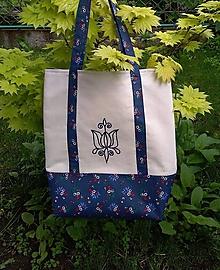 Veľké tašky - FOLKLÓRNA TAŠKA 3 - 12047078_