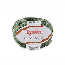 Galantéria - Priadza KATIA Lino - 12045168_