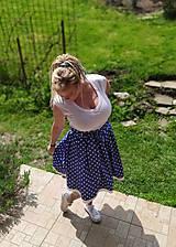 Sukne - Folklórna suknička - 12045588_