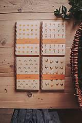 Papiernictvo - Jarné zápisníky - 12046749_