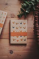 Papiernictvo - Jarné zápisníky - 12046750_