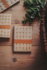 Papiernictvo - Jarné zápisníky - 12046751_