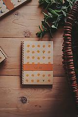 Papiernictvo - Jarné zápisníky - 12046752_