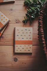 Papiernictvo - Jarné zápisníky - 12046753_