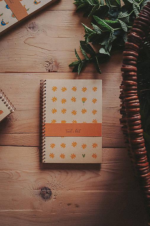 Jarné zápisníky