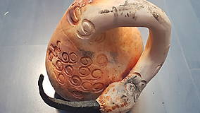 Socha - Keramika, Ptačí - 12050019_