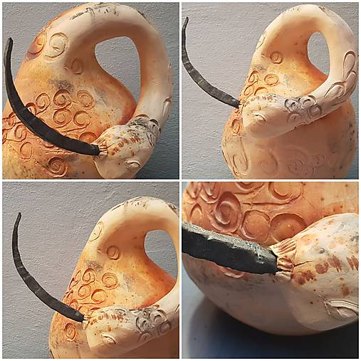 Keramika, Ptačí