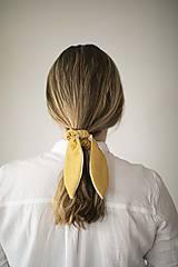 Ozdoby do vlasov - Rainbow Zajko okrový - 12048919_
