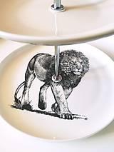 Nádoby - Etažér - safari - 12048987_