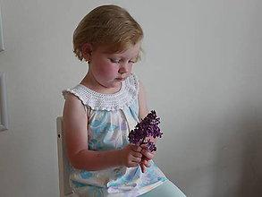 Detské oblečenie - Motýlie šatôčky - 12051984_