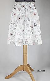 Sukne - Magnólie - dámska sukňa - 12051979_